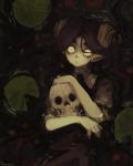 aradia_megido dead_aradia lowua skulls solo