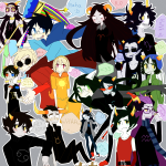 :o) ace4eyes action_claws alternians animestuck aradia_megido artificial_limb beta_kids blush breath_aspect dave_strider dead_aradia dogtier dragon_cane dream_ghost equius_zahhak eridan_ampora feferi_peixes gamzee_makara godtier heir honk huge jade_harley john_egbert kanaya's_red_dress kanaya_maryam karkat_vantas knight light_aspect nepeta_leijon no_glasses psidon's_entente rainbow_drinker rose_lalonde seer sollux_captor space_aspect tavros_nitram terezi_pyrope text time_aspect vriska_serket warhammer_of_zillyhoo witch word_balloon