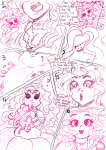 ancestors au comic diabetes feferi_peixes heart her_imperious_condescension merfolk no_glasses peixeses size_difference steamshade