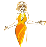 beverage date_dress partyroxy rose_lalonde solo