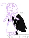 bec_noir carrying crossover doodlegamergirl jack_noir one_of_your_french_girls punstuck rose_lalonde shipping titanic velvet_squiddleknit