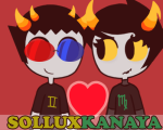 eridanusaquarius fashion_bee heart kanaya_maryam redrom shipping sollux_captor