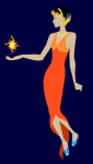 aspect_symbol date_dress kdangerinspace light_aspect midair profile rose_lalonde solo