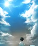 back_angle clouds dare john_egbert solo the_word_homestuck