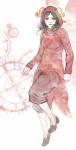 aradia_megido godtier h4ll3luj4h maid solo time_aspect