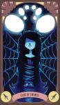 bondage card kaymurph kickstarter lusus official_merch spidermom tarot vriska_serket web