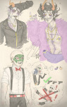 ! alternate_hair animals au blackrom body_modification caliborn codtier cronus_ampora crossdressing dancestors dave_strider dirk_strider dirkuu emoji food gamzee_makara gun heart humanized kiss lollipop_chainsaw mask melanievimpula nsfwsource redrom shipping