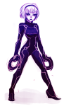 crossover disney gullible_soup rose_lalonde solo tron