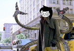 1s_th1s_you city crossover image_manipulation jade_harley marvel rotationalbasis solo spider-man wut