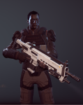 3d crossover gun humanized karkat_vantas petrosyanengeniy solo xcom
