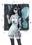 artificial_limb fairy_dress solo stars thiefofstars vriska_serket