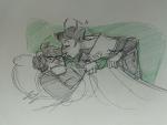 aristotels bed bloody_maryam kanaya_maryam karkat_vantas kiss palerom request shipping sketch