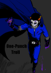 blood crossover equius_zahhak one-punch_man solo vicsagod