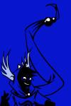 crossover godtier heir john_egbert limited_palette nintendo pokémon ray solo
