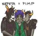 cavalreapurr cran-raspberry gamzee_makara insane_clown_pussy multishipping nepeta_leijon shipping tavros_nitram