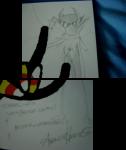 bec_noir candy_corn glasses_added jack_noir mspandrew pencil sketch solo text transparent