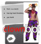 cowboy_hat fantroll honk image_manipulation solo text this_is_stupid yeehonkcowboy