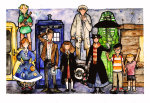 back_to_the_future crossover doctor_who harry_potter kettlehead lord_english mary_poppins nintendo sarswapagus the_legend_of_zelda the_magic_school_bus the_magic_tree_house