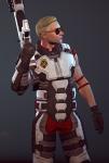 3d crossover dave_strider gun petrosyanengeniy solo xcom