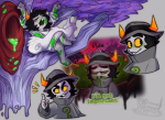 blood boldir_lamati friendsim hiveswap lusus madhouseicecream recuperacoon text trees