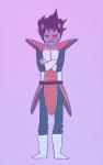 crossover dragonball_z karkat_vantas solo zaagn