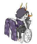 gamzee_makara pbj redrom rule63 sharoner shipping tavros_nitram undergarments wheelchair