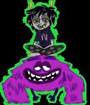 crossover deleted_source disney gamzee_makara monsters_university pixar sircuddlebuns