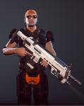 3d crossover dirk_strider gun petrosyanengeniy solo xcom