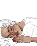 6erry headshot jade_harley reminders sleeping solo wip