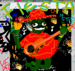 andrew_hussie caliborn goggles mexistuck music_note smoking
