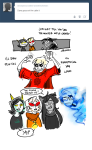 beta_kids breath_aspect comic dave_strider dogtier ellinor glasses_added glassesswap godtier grimbark heir jade_harley john_egbert knight light_aspect no_glasses request rose_lalonde seeing_terezi seer space_aspect terezi_pyrope the_windy_thing time_aspect witch word_balloon