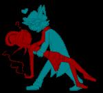 ? airfreshenerfuture damara_megido dancestors heart hiveswap profile redrom shipping smoking tegiri_kalbur transparent