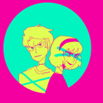 arijandro dirk_strider headshot limited_palette no_glasses rose_lalonde
