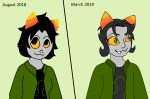 blush huge native_source nepeta_leijon no_hat proxykitkat solo starter_outfit