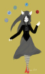dogtier godtier happy-lollipop jade_harley land_of_frost_and_frogs land_of_heat_and_clockwork land_of_light_and_rain land_of_wind_and_shade planets skaia sketch solo space_aspect witch