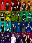 8_ball action_claws alternians amporas aradia_megido aranea_serket arms_crossed artificial_limb beforans body_modification captors cronus_ampora damara_megido dancestors dream_ghost empiricist's_wand equius_zahhak eridan_ampora feferi_peixes gamzee_makara gold_pointy_jam horuss_zahhak huge izzydactyl kanaya_maryam kankri_vantas karkat_vantas kurloz_makara latula_pyrope leijons makaras maryams meenah_peixes megidos meulin_leijon mituna_captor nepeta_leijon nitrams peixeses porrim_maryam pyropes rufioh_nitram rule63 serkets skateboard smiling_eridan sollux_captor sopor_pie tavros_nitram terezi_pyrope text vantases vriska_serket zahhaks zodiac_symbol