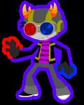 crossover psionics psychonauts sketchweasel sollux_captor solo transparent