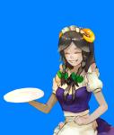 alternate_hair aradia_megido crossover milkybee solo touhou