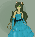 animal_ears bloodtier fashion formal jade_harley solo