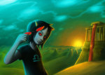 land_of_thought_and_flow no_glasses solo terezi_pyrope vickybit