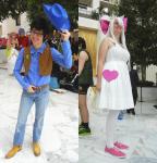 body_modification cosplay crossover dancestors disney hat humanized inksteaks jack_noir jake_english john_egbert kurloz_makara latula_pyrope maplehoof mound_raider_getup pixar real_life spades_slick toy_story western