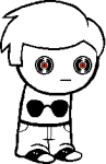 actual_source_needed artist_needed dave_strider glassesswap image_manipulation pixel solo sprite_mode this_is_stupid wut