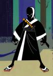 crossover image_manipulation jack_noir punstuck samurai_jack solo wowhatheck