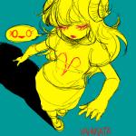aradia_megido solo yahinata