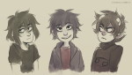 big_hero_6 crossover disney ikimaru karkat_vantas marvel percy_jackson_series