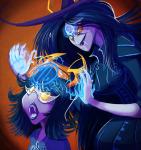 ancestors aranea_serket dancestors dojo marquise_spinneret_mindfang mind_control sufferer_necklace zodiac_symbol