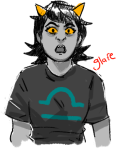 no_glasses panel_redraw private_source seeing_terezi solo terezi_pyrope yt