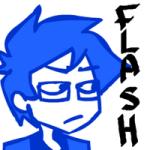animated dave_strider flash hiyajinxx john_egbert karkat_vantas
