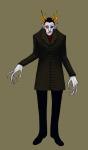 ancestors cosplay fernacular halloweenstuck nosferatu solo the_psiioniic