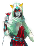 assassin's_creed crossover dragonhead_cane sangcoon solo terezi_pyrope